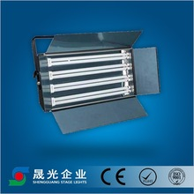 Tricolor fluorescent light / ballast/ flycase for studio and conference