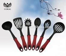 New !!!New Design Wholesale Nylon Kitchen Utensils, Nylon Kitchen Tools