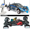 RC Flat Run Car 1/10th Scale RC TOP Brushless Intelligent Diy Model Car Toy