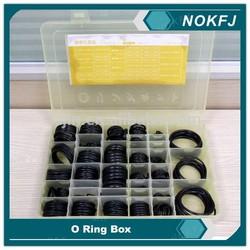 PU, NBR, Silicone, Viton Material Excavator E400 E450 E110B O Ring Seal Kit/O Ring Kits/O Ring Box
