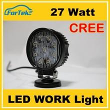 MOST BRIGHT!!Spot new 27w car led tuning light/led work light