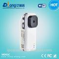 Teléfono móvil de vigilancia remota del agujero de alfiler micro incorporada HD cámara ip inalámbrica ( MD02C )