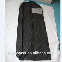 velcro customer foldable garment bags suit cover