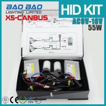 New Design HID canbus ballast, xenon hid kits wholesale, hid box AC 55W , BAOBAO Lighting