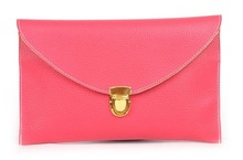 Women lady Envelope Clutch Shoulder Chain Evening Handbag Tote Bag Purse