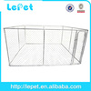 hot selling chain link rolling dog crates with covers