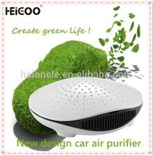 Air ionizer remove odor air cleaner car air purifier for 2015