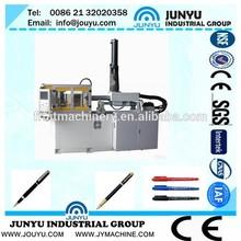 High quality horizontal plastic ball pen making machine 600ton ball pen printing machine