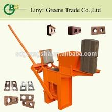 QMR2-40 clay brick making machine south africa