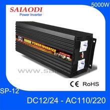 inverter 12v 220v 5000w Pure sine wave inverter/Solar inverter/Power inverter/Home inverter 1KW to 12KW, CE approved, 9 years