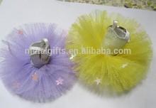 New Design Mini Ballet Dance Dress Keychain