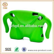 High quality OEM case for iPad Mini, for iPad mini case cute animal shaped silicone case for mini ipad tablet