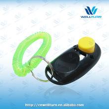 Pet dog hand clicker for dog training WT720