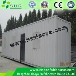 tourist park labour camp portable accommodation/granny flats/20ft container house CE