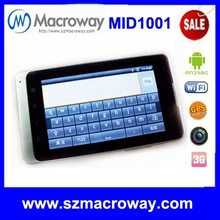 New hot android 4.4 high end NFC android tablet
