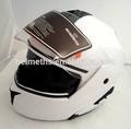 flip up dupla viseira do capacete da motocicleta