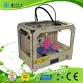 De escritorio 3dimpresora/impresora 3d máquina( bj- 201) de gran tamaño de laimpresora 3d 450*450*600mm