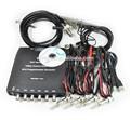 "O002 1008C Hantek basado en PC USB 8 canal de diagnóstico Digital osciloscopio DAQ programa generador + "" 2 unids 60 MHz sonda """
