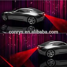 Road Safety Accessory Auto Anti-collision Laser Fog Lamp Anti-fog Aluminium Car LED