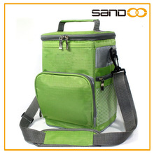 2014 Hot Design High Quality Lunch Bag With Two Compartment