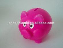 Good quality latest plastic cupcake money box