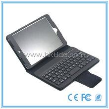 hottest computer accessory english arabic bluetooth foldable mini keyboard case for ipad mini