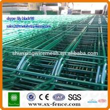 PVC coated basketball court metal netting