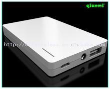 2014 Low price Wholesale Custom Logo 2012 best sale portable power bank