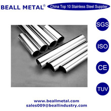 304 316 Stainless steel seamless and welded pipes manufacturer