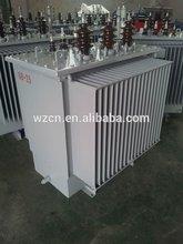 11KV Double winding Hermetically sealed distribution transformer 250KVA Copper