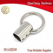Round design zinc alloy metal belt buckle clips