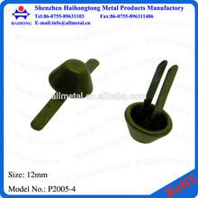 12mm Anti Brass Metal Purse Feet Handbag Feet