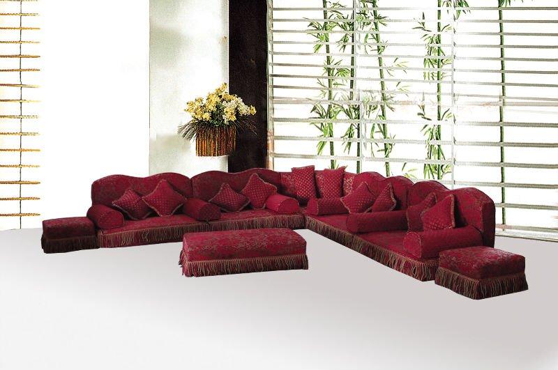 2014 Latest Design Arab Floor Sofa Set View Arab Floor