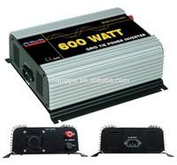 600W Micro Solar Grid Tie Inverter MPPT function DC 10.8-30V 22V-60V AC 100V 110V 120V 220V 230V 240V SUN 600G