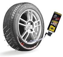 tire mounting paste fix a flat tire inflator foam