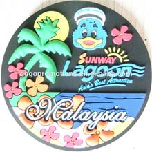 Superior quality personalized soft pvc fridge magnet manufacturer factory,Custom Best Travel Souvenir Rubber Fridge Magnet