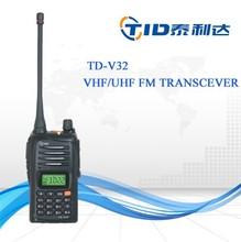 single band uhf vhf frequency long range high power in vehicle two way radio