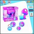 Eggbeater cozinha de brinquedo, magical cozinha conjunto, móveis de brinquedo
