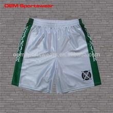 Dri fit low moq wholesale sublimation basketball shorts