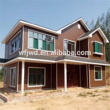 villa architectural design prefabricated house villa