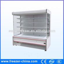 Chinese manufacturer Sanye high quality modern designed supermarket display unit cover type multideck cabinet negative LH-F