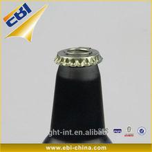 newest designed easy open cap aluminum beer bottle cap
