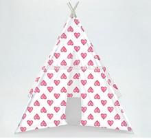 sweet heart Cildren Teepee Tent Kids Indian Teepee Tent