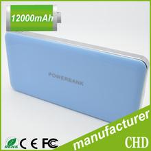 OEM/ODM Alibaba China supplier manufacturer mobile 12000mah ipower portable power bank 7800mah