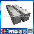 ( En15085 / DIN6700 / ISO3834 ) de soldadura de piezas para el tren de almacenamiento caja de la batería