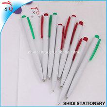 simple making latest design plastic pen