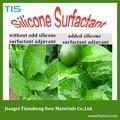 herbicidas adyuvantes a base de silicona