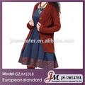 Markenartikel großhandel strickjacke mädchen damen 100% merinowolle pullover