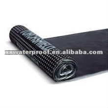 Asphalt rolls for roofing