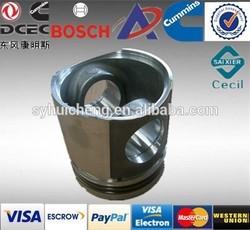 Genuine Diesel 6CT QSC8.3 CYLINDER PISTON 3802462